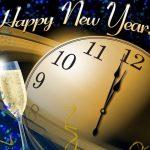 Canada Happy New Year Countdown