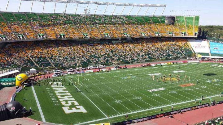 Remove term: 106th Grey Cup Edmonton 106th Grey Cup Edmonton