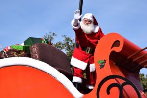 The Annual Toronto Santa Claus Parade