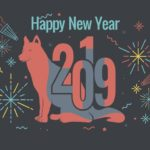 Advance Happy New Year Wishes for Canada