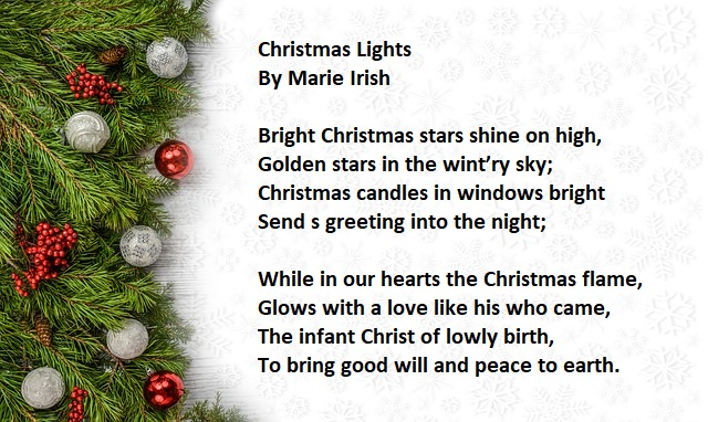 Best Happy Christmas Poems