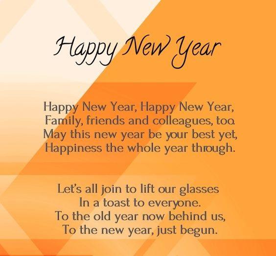 Happy New Year WishesGreetings