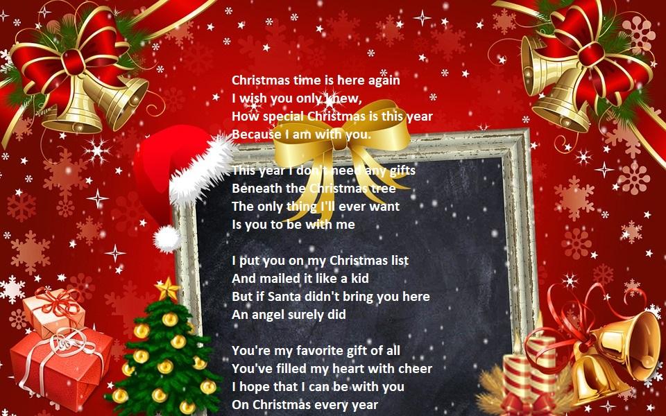 Best Christmas Love Poems