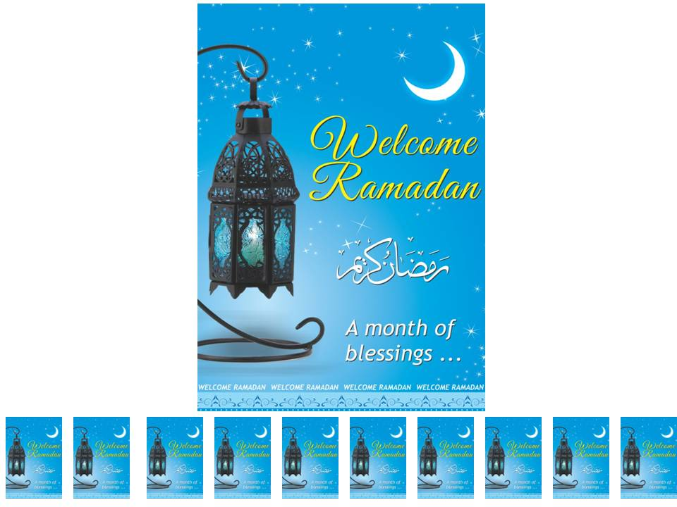 Welcome Ramadan Greeting Wishes Messages