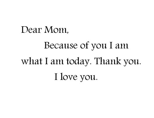 I Love You Wishes Messages And Quotes For Mom 2019