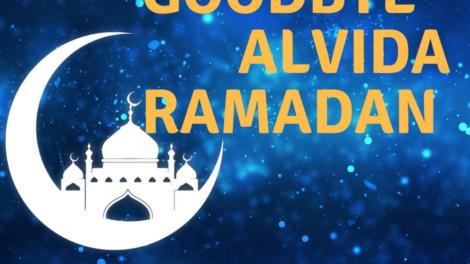 Canada Goodbye Alvida Ramadan SMS Messages Quotes