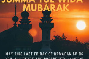 Last Friday Jumma Tul Wida Quotes Messages For Canada