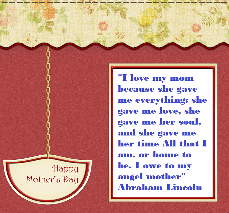 Mother Day Quotes With Text And Images