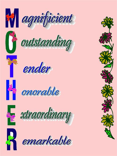 Mothers Day Quotes With Text And Images