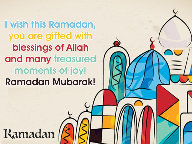 Ramadan Greeting Messages