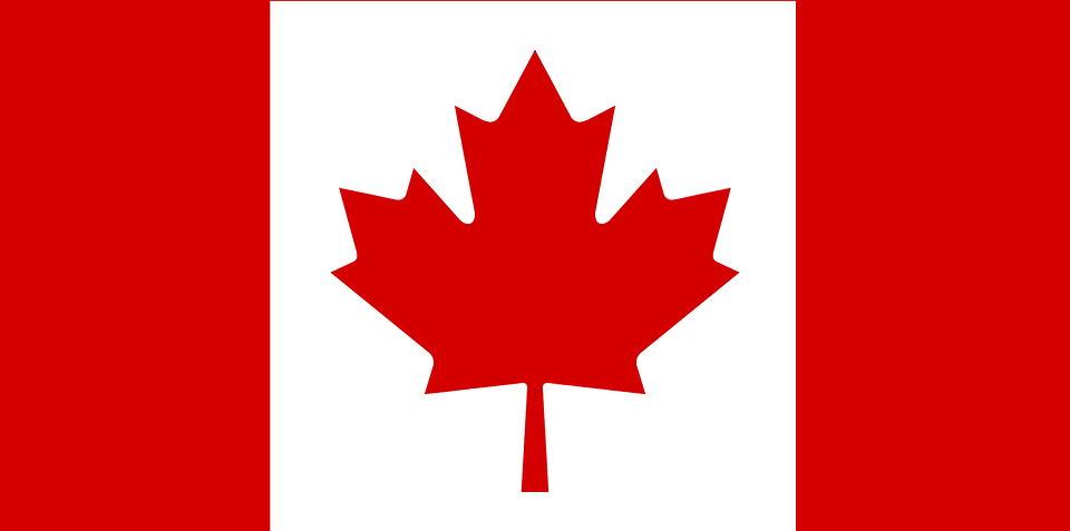 Canada Flag Maple Leaf