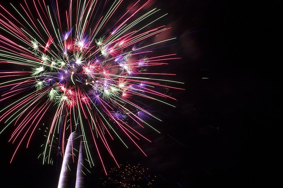 Canada Day Fireworks Ottawa