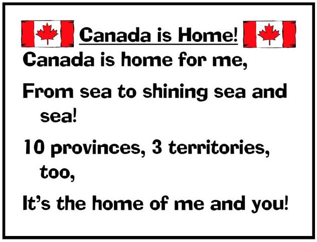 Happy Canada Day Poems Songs Quotes