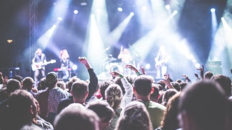 Calgary Stampede Music Events