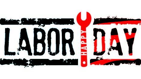 Happy Labor Day Message