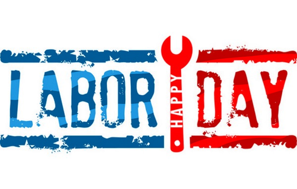 Happy Labor Day Message