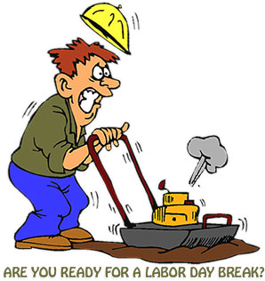 Free Labor Day Clipart Images