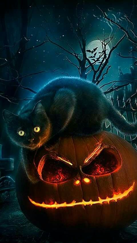 Free Scary Halloween Pictures For iPhone