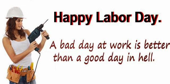 Funny Labour Day Quotes Messages