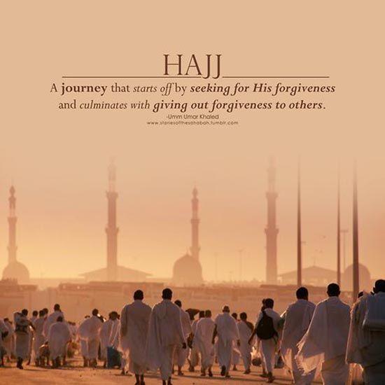 Hajj Image Quotes