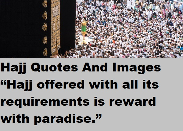 Hajj Mubarak Quotes Wishes Greeting Messages With Images 2018