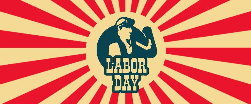 Happy Labor Day Facebook Cover Images