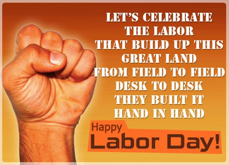 Happy Labor Day Images With Messages