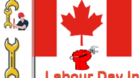 Labour Day In Canada