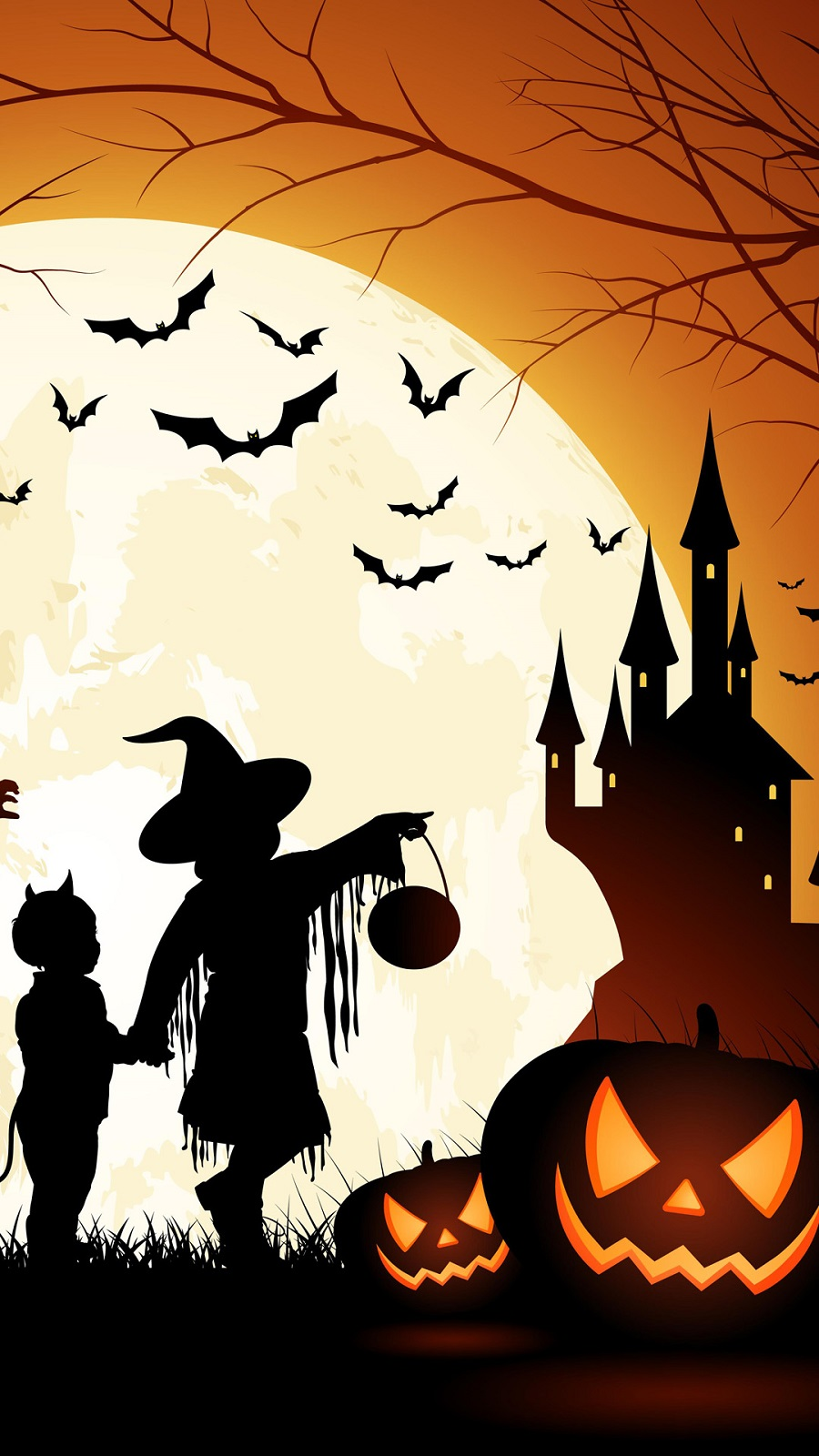 Scary Halloween Images For iPhone