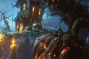 Scary Halloween Pictures For iPhone