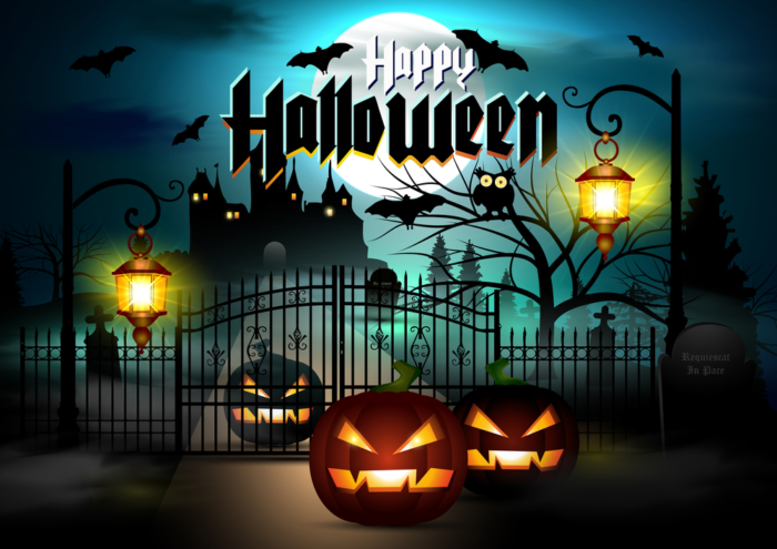 Scary Halloween iPhone Wallpapers 2018