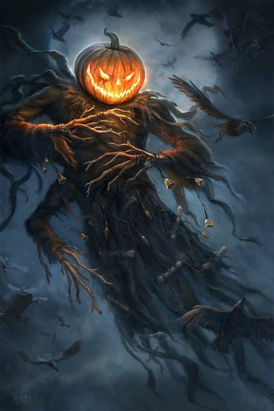 Scary Halloween iPhone Wallpapers