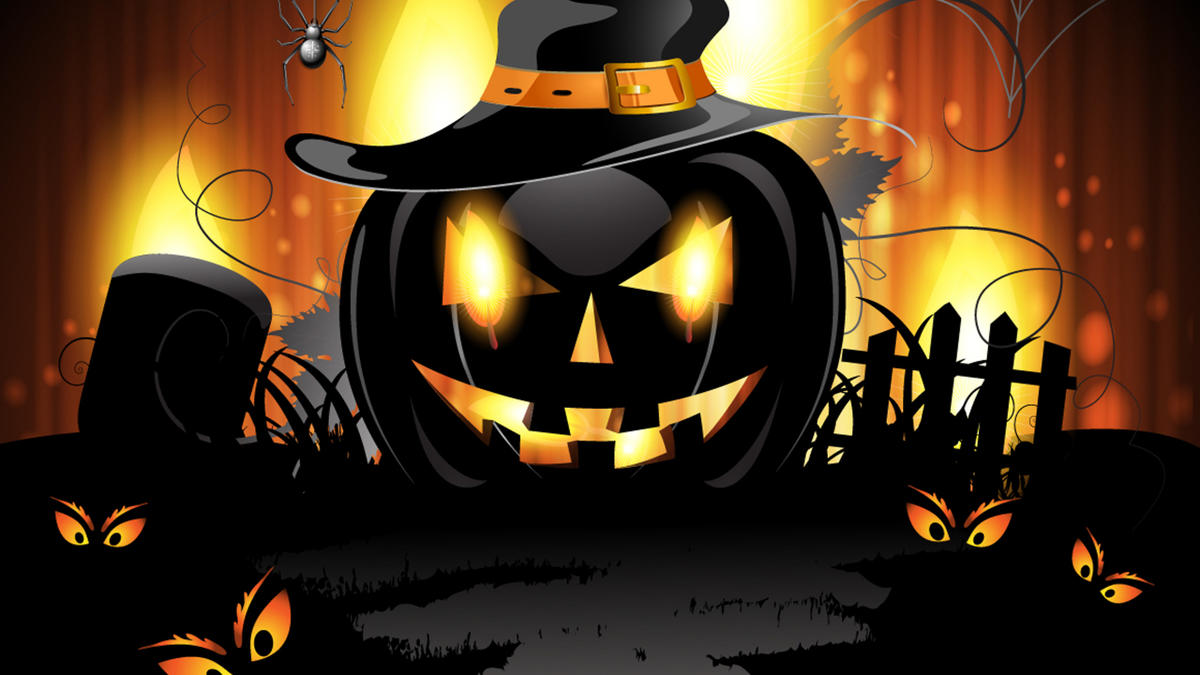 Live Halloween Wallpapers For iPhone