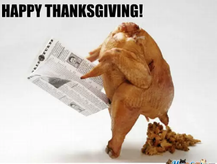 Funny Turkey Thanksgiving Memes