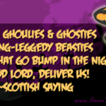Best Scary Halloween Quotes
