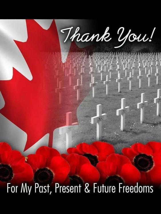 Canadian Remembrance Day Quotes and Sayings