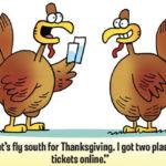Turkey Thanksgiving jokes