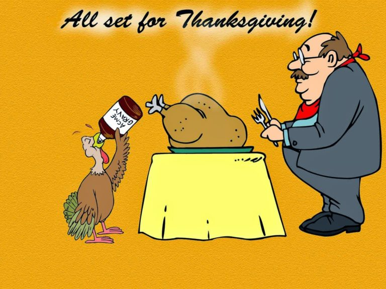 Funny Thanksgiving Jokes And Riddles 2018 For Canada Usa