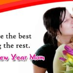 Best Happy New Year Wishes for Mother