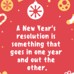 Funny New Year Resolution Quotes