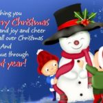 Happy Christmas Wishes and Messages For Kids