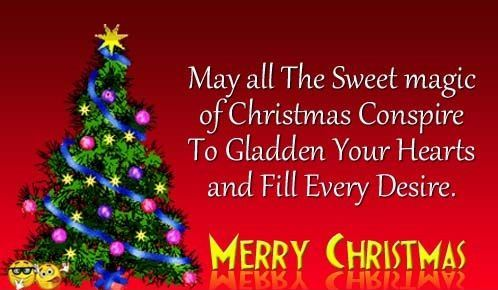 Merry Christmas Wishes Messages For Parents