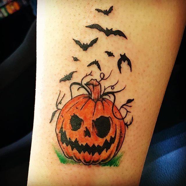 Halloween Tattoo Ideas: Get Amazing Spooky Halloween Tattoos Ideas 2020